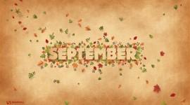 September Desktop Wallpaper Free