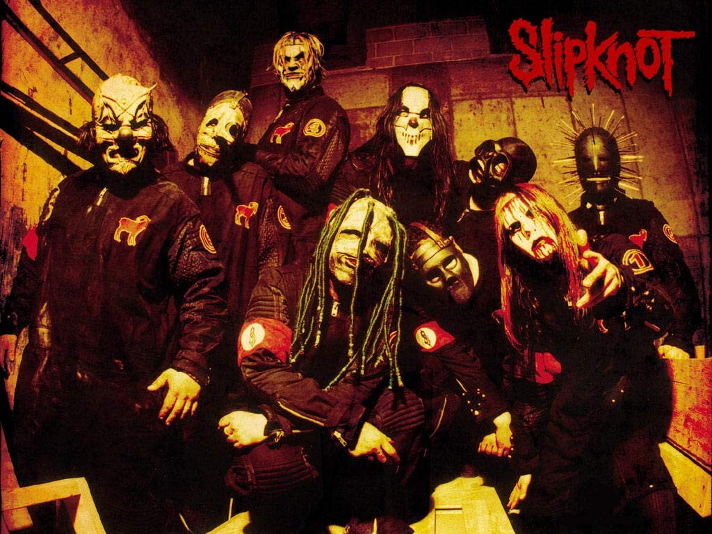 Slipknot wallpapers high quality download free slipknot wallpapers hd voltagebd Image collections