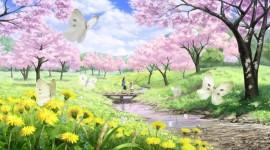 Spring Desktop Background