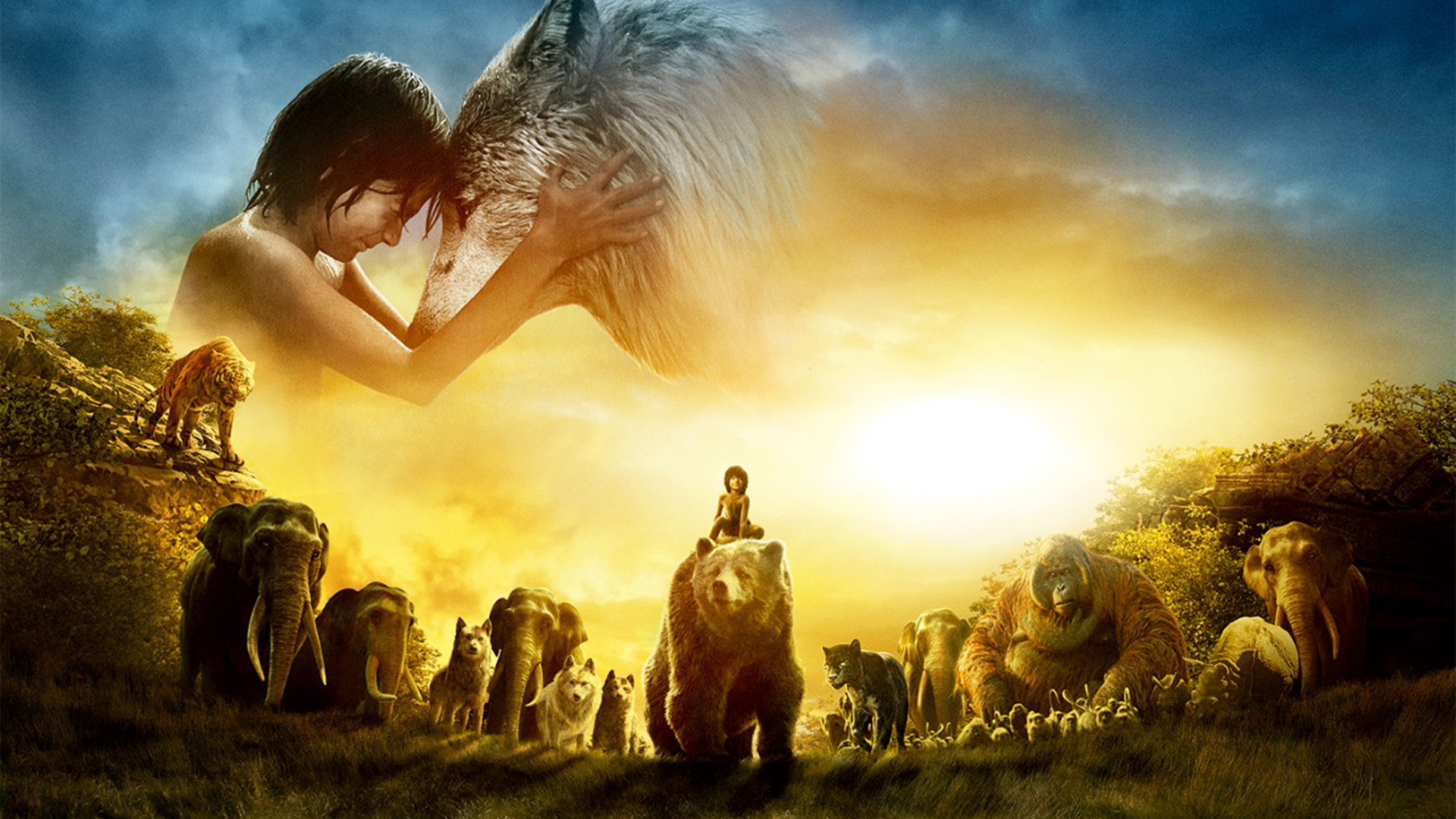 the jungle book wallpapers high quality download free