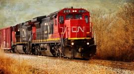 Train Desktop Wallpaper HD