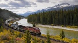 Train Wallpaper 1080p