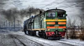 Train Wallpaper Full HD