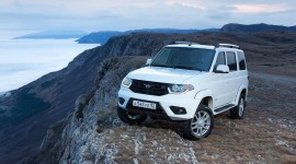 UAZ Patriot Wallpaper Gallery