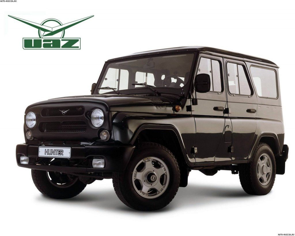 UAZ wallpapers HD
