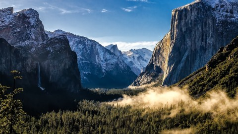 Yosemite wallpapers high quality