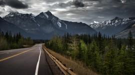 4K Road Best Wallpaper