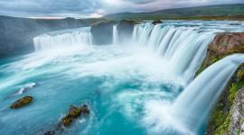 4K Waterfall Wallpaper High Definition