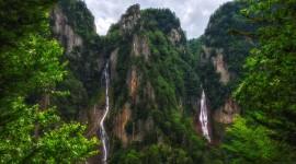 4K Waterfall Wallpaper Widescreen