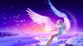 4k Angels Wallpaper For PC
