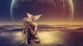 4k Angels Wallpaper Free