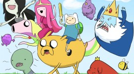 Adventure Time High Quality Wallpaper