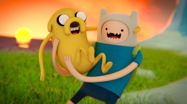 Adventure Time Wallpaper For PC