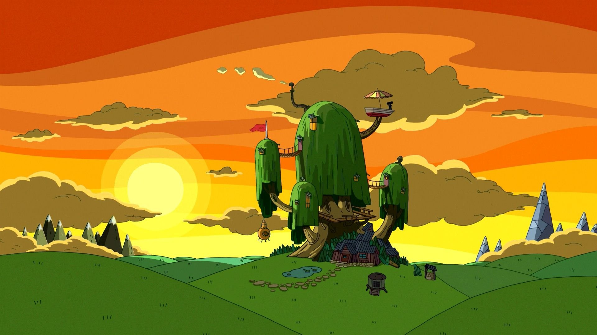 Wallpaper Adventure Time (55 Wallpapers) - HD Wallpapers