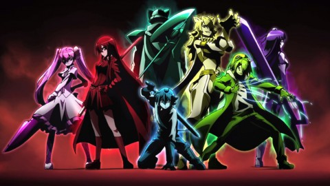 Akame ga Kill wallpapers high quality