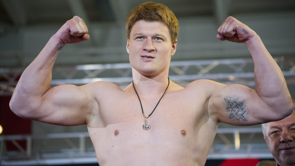 Alexander Povetkin wallpapers HD