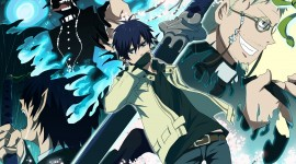Ao no Exorcist Photo Free
