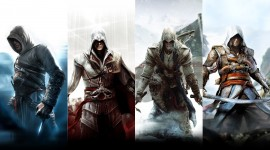 Assassin's Creed Desktop Wallpaper For PC