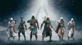 Assassin's Creed Desktop Wallpaper Free