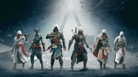 Assassin's Creed wallpapers high quality