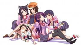 Bakemonogatari Photo Download