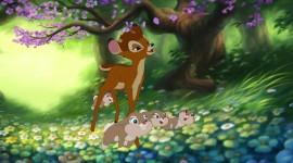Bambi Wallpaper For Desktop