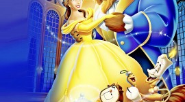 Beauty and the Beast Wallpaper For Mobile