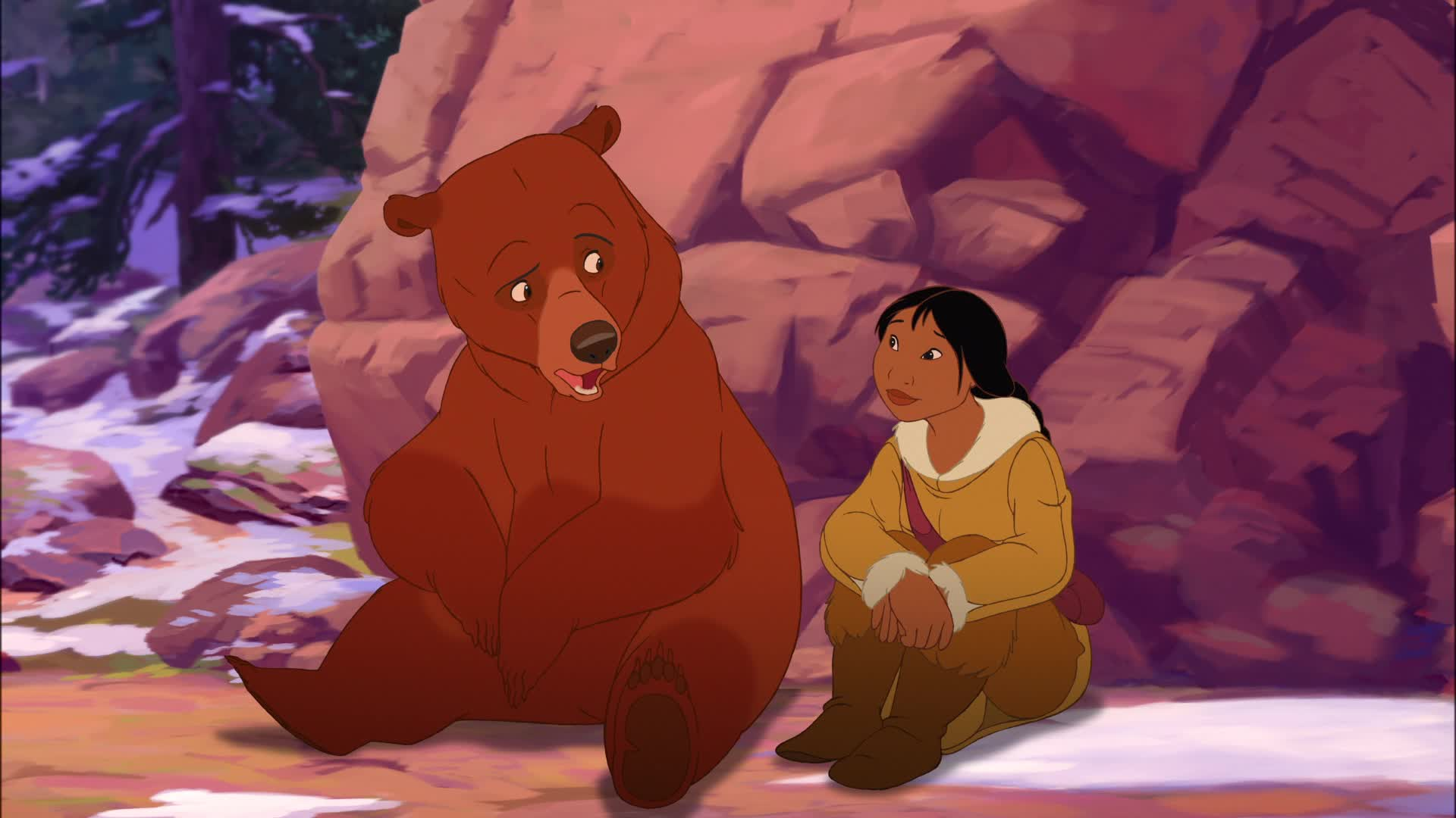 Brother Bear Wallpapers High Quality Download Free