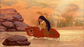 Brother Bear Wallpaper For PC