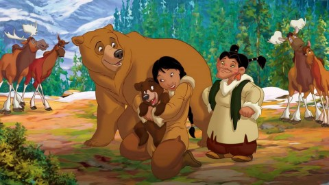 Brother Bear wallpapers high quality