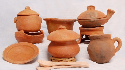 Clay Pots wallpapers high quality