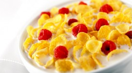 Corn Flakes Wallpaper