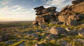 Dartmoor National Park Desktop Wallpaper