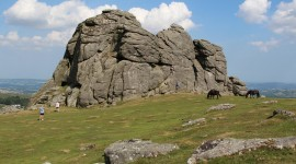 Dartmoor National Park High Quality Wallpaper