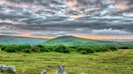 Dartmoor National Park Wallpaper