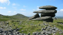 Dartmoor National Park Wallpaper Download Free