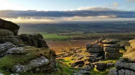 Dartmoor National Park Wallpaper Free