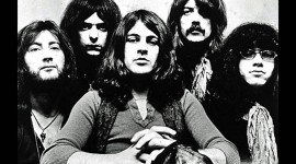 Deep Purple Wallpaper For Desktop