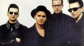 Depeche Mode Desktop Wallpaper For PC