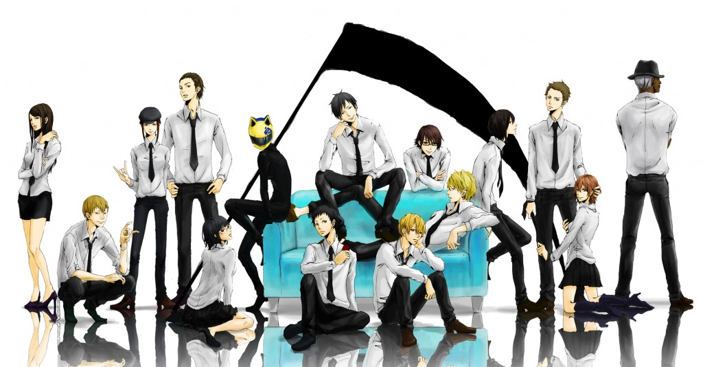 Durarara wallpapers HD