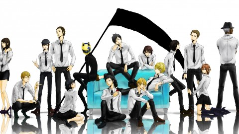 Durarara wallpapers high quality