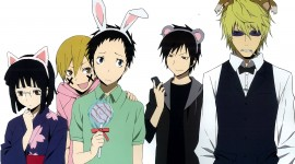 Durarara Wallpaper For PC