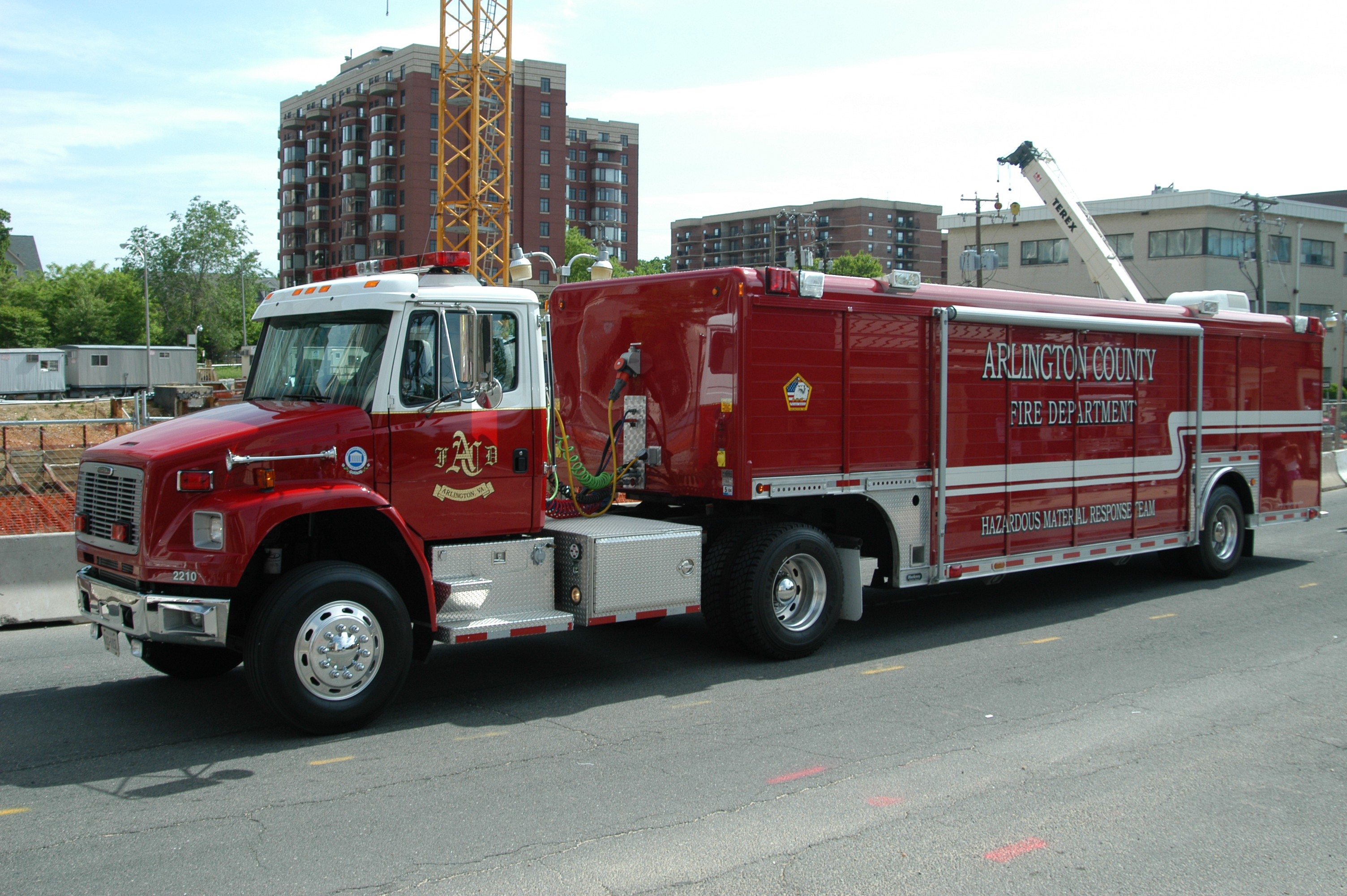 Fire Trucks Wallpapers High Quality Download Free