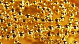 Gold Desktop Wallpaper HD