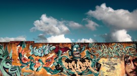 Graffiti High Quality Wallpaper