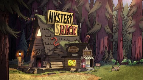 Gravity Falls wallpapers high quality