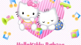 Hello Kitty Best Wallpaper