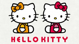Hello Kitty Desktop Wallpaper For PC