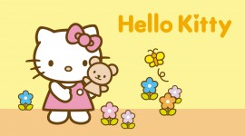 Hello Kitty Desktop Wallpaper Free
