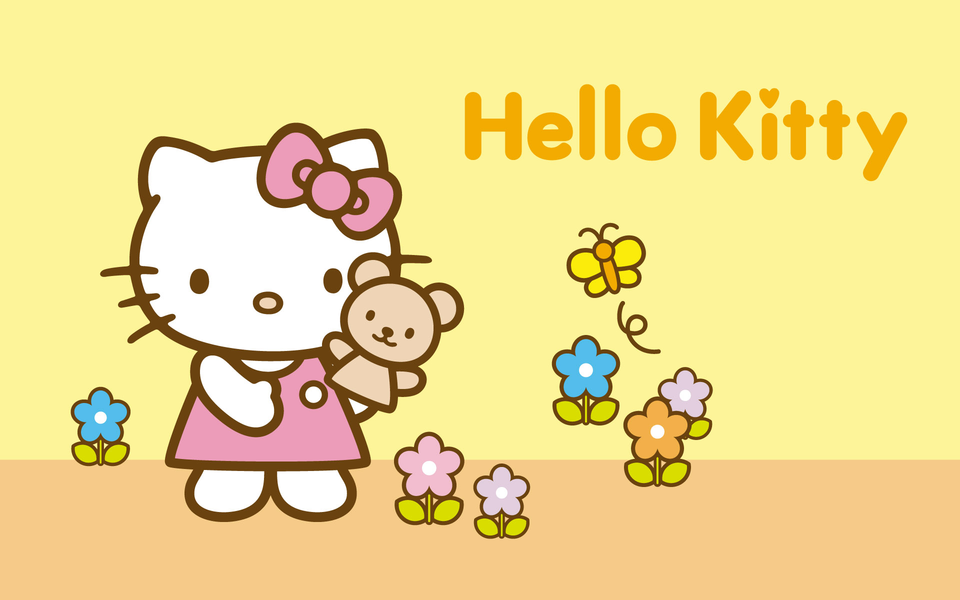 hello kitty wallpapers high quality download free